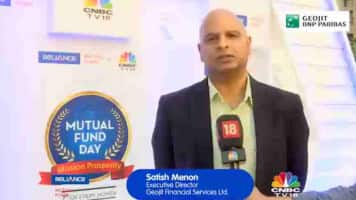 Satish Menon on Mutual Fund Day