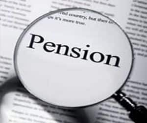 Standard deduction for family pension