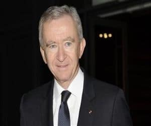 Bernard Arnault & family