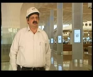 "Chanderbhan Manwani, Project Head- Senior Vice President GVK said, ""This airport has set its own benchmark. People will measure other airports in comparison with Mumbai now."""