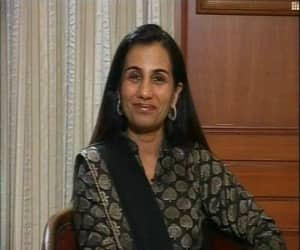 BETTER THAN EXPECTED NUMBERS LIFT ICICI BANK 6%