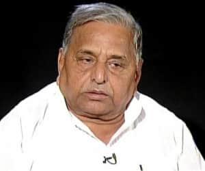 Mulayam Singh Yadav (SP)