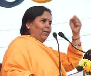 Uma Bharati (BJP)