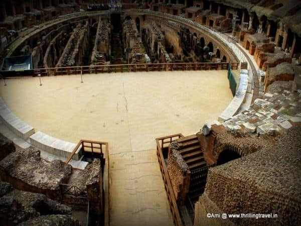 A virtual tour of the Colosseum