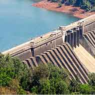 4,536 large dams without emergency action plan