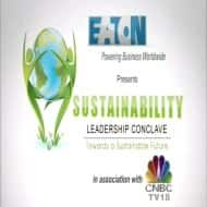 Eaton Sustainability Leadership Conclave 2012
