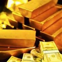Gold hovers near 2.5 month lows on equities, fund outflows