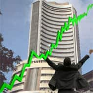 BSE Sensex strong; Bank Nifty gains 3% ahead of RBI policy
