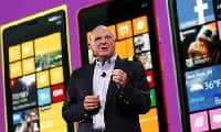 Chronology: Steve Ballmer's tenure as Microsoft CEO