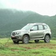 Terrano: New compact SUV from Nissan