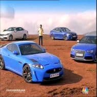 Overdrive: A journey to Mahabaleshwar in four fastest cars