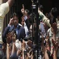 Musharraf arrested, remanded to two days in custody
