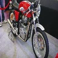 Royal Enfield recreates magic of Cafe Racer