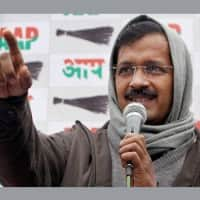 Kejriwal alleges whole media is sold, backtracks later