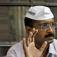Kejriwal apologises for clashes between AAP, BJP