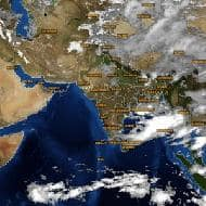Low-intensity weather system brewing near south Odisha and north AP coast