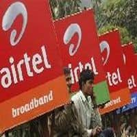 Bharti Airtel rises over 2%; FIIs can invest upto 74% in co