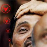 Sensex, Nifty nosedive; TCS, Infosys, SBI below 200 DMA