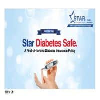 Star Health Insurance launches 'Star Diabetes Safe' policy