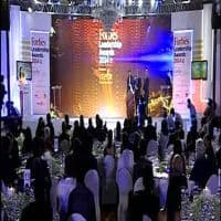 Dilip Sanghvi wins entrepreneur of the year award at FILA