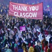 Glasgow 2014 hailed best ever in rousing closing ceremony