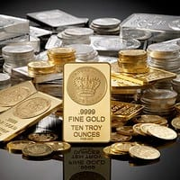 Gold price moves higher, but silver headed for losses