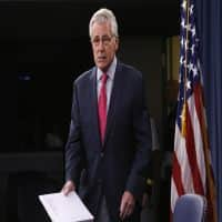 Hagel to visit India next month: Pentagon