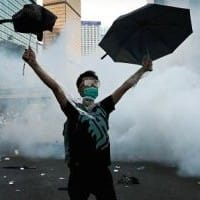 Why Hong Kong unrest scares markets
