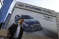 Hyundai Motor Q3 profit falls 29% on sluggish sales