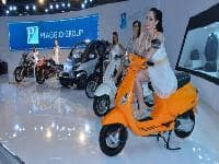Auto Expo 2014: Piaggio S unveiled, to go on sale soon