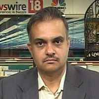 Interact with CNBC-TV18: Would look at infra selectively says HSBC India's Sriram
