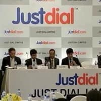 Just Dial's revenue in line, but adj EBITDA missed expectations