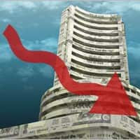 Sensex falls 174 pts on global jitters; oil at fresh 11-year low