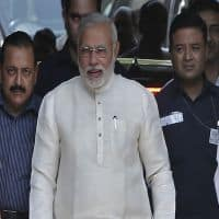 India's Modi gets ready to join inflation battle
