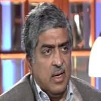 NDA govt 'gracious' in taking forward Aadhaar: Nilekani