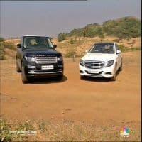Overdrive: Mercedes Benz S-Class Vs Range Rover