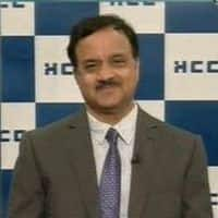 Hope to raise Rs 2,000 cr in coming 2-3 years: HCC's CFO