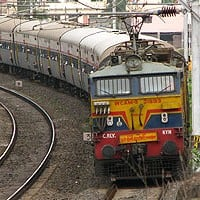 Modi faces uphill task to put railways on track