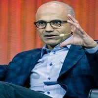 Microsoft chief Nadella meets PM