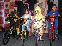 Firefox Bikes & Warner Bros launch co-branded kids bicycles