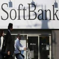 Japan's SoftBank plunges after $32 billion ARM buy