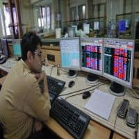 Nifty hovers around 8850; Midcap, Smallcap outperform