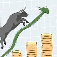 Live Market Updates: Sensex up 136 pts, Nifty above 7600; Budget speech over