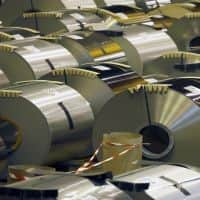 India's steel output down 3.2% in Feb
