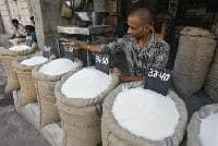 Sugar price up by Rs 40 per quintal on strong demand