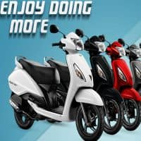 TVS Motor sales up 16% in April