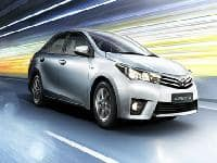 Toyota launches Corolla Altis priced at Rs 11.99 lakh
