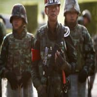 Thailand Army chief announces coup to restore stability
