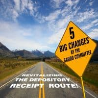 Revitalizing The Depository Receipt Route!