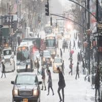 Blizzard shuts down New York City, much of US Northeast